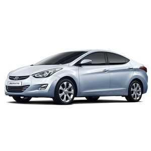 Příčníky Thule Hyundai Elantra 2011-