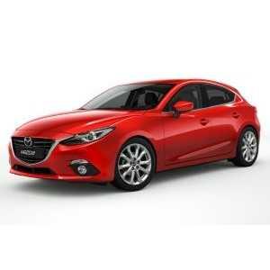 Příčníky Thule Mazda 3 2014-
