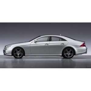 Příčníky Thule WingBar Mercedes-Benz CLS 2010- s pevnými body