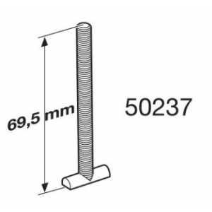"Šroub ""T"" upínací 69,5 mm Thule 50237"