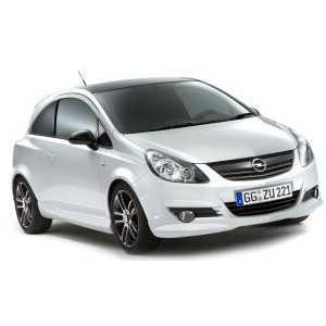 Příčníky Thule WingBar Opel Corsa D 2006-2014 s pevnými body