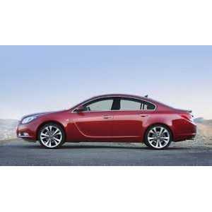 Příčníky Thule WingBar Opel Insignia 2009-
