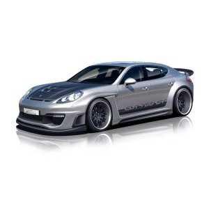 Příčníky Thule WingBar Porsche Panamera 2009-2016 s pevnými body