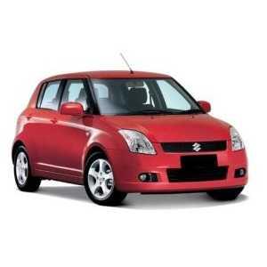 Příčníky Thule WingBar Suzuki Swift 2005-2009