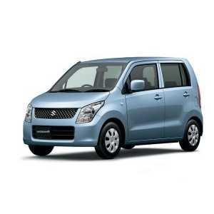 Příčníky Thule WingBar Suzuki Wagon R 2008-