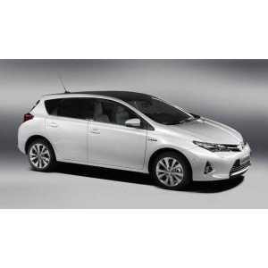 Příčníky Thule Toyota Auris 2013-