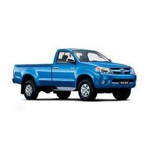 Příčníky Thule Toyota Hilux 2.dv 2005-
