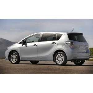 Příčníky Thule Toyota Verso 2009-
