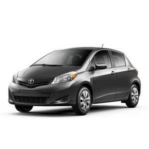Příčníky Thule Toyota Yaris 5.dv 2012-