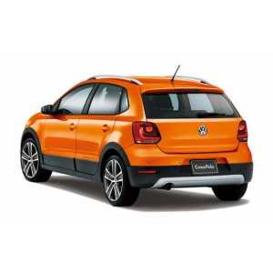 Příčníky Thule VW Cross Polo 2010- s podélníky