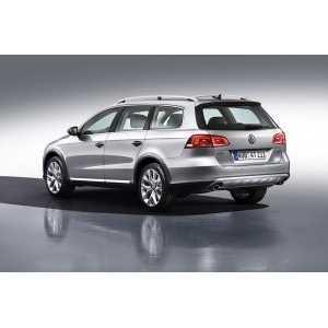 Příčníky Thule WingBar VW Passat Alltrack 2012- s podélníky