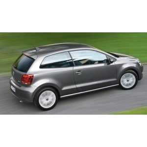 Příčníky Thule VW Polo 3.dv 2010-