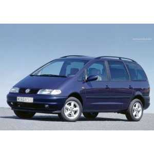 Příčníky Thule VW Sharan 1996-2009 s podélníky