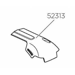 Krytka levá Thule 52313 pro Thule 958x