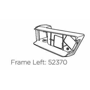 Rámeček lampy levý Thule 52370