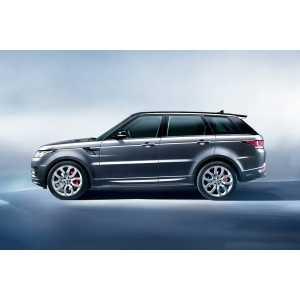 Příčníky Thule Land Rover Range Rover Sport 2014- s integrovanými podélníky