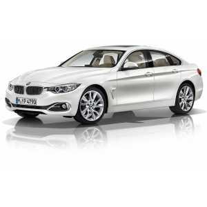 Příčníky Thule BMW 4 Gran Coupé 2014- s pevnými body