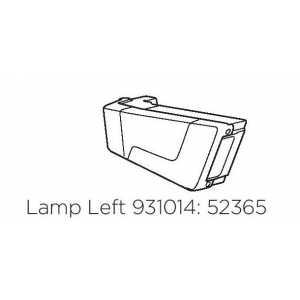 Lampa levá Thule 52365