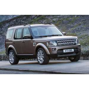 Příčníky Thule Land Rover Discovery Sport 2015- s podélníky
