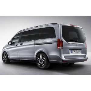 Příčníky Thule WingBar Mercedes-Benz Vito 2015- s podélníky