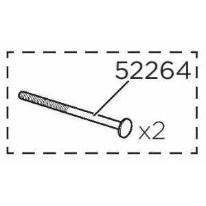 Šroub Thule 52264 (2 ks)