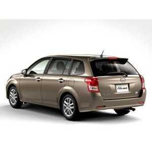 Příčníky Thule Toyota Corolla Kombi 2012-