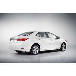 Příčníky Thule Toyota Corolla Sedan 2014-