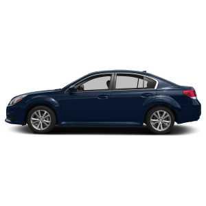 Příčníky Thule Subaru Legacy sedan 2014-