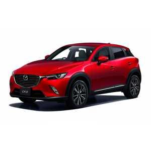 Příčníky Thule Mazda CX-3 2015-