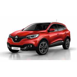 Příčníky Thule Renault Kadjar 2015- s integrovanými podélníky