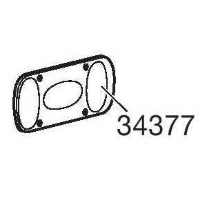 Kryt lampy pravý Thule 34377