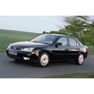 Příčníky Thule WingBar Edge Ford Mondeo III 2001-2007 s pevnými body