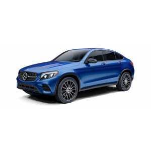 Příčníky Thule WingBar Edge Mercedes-Benz GLC Coupe 2017- s pevnými body