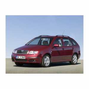 Příčníky Thule WingBar Edge Škoda Fabia I Combi 2000-2007 s podélníky