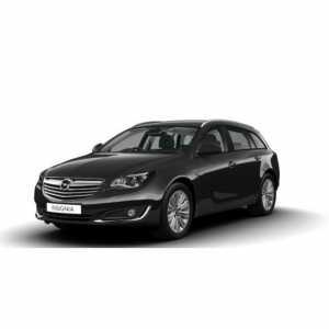Příčníky Thule WingBar Edge Black Opel Insignia Combi 2008-2017 s integrovanými podélníky