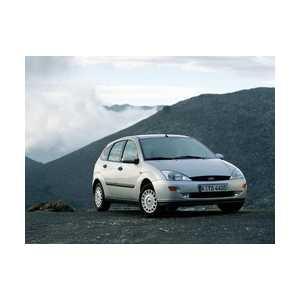 Příčníky Thule WingBar Black Ford Focus I 1998-2004