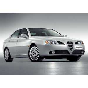 Příčníky Thule WingBar Black Alfa Romeo 166 sedan 2004-