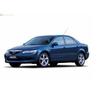 Příčníky Thule WingBar Black Mazda 6 2002-2007
