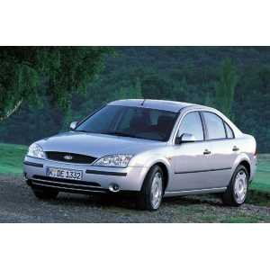 Příčníky Thule WingBar Black Ford Mondeo III 2001-2007