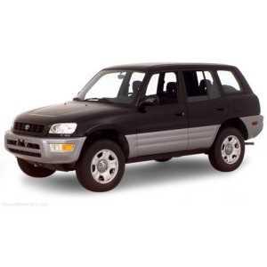 Příčníky Thule WingBar Black Toyota RAV 4 2000-2005