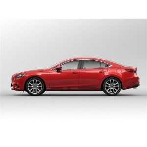 Příčníky Thule WingBar Black Mazda 6 2013-