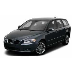 Příčníky Thule WingBar Black Volvo V50 2004-2012