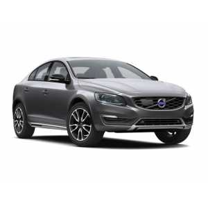 Příčníky Thule WingBar Black Volvo S60 Cross Country 2015-