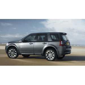 Příčníky Thule WingBar Black Land Rover Freelander 2 2007-2014