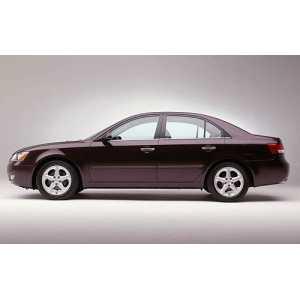 Příčníky Thule WingBar Black Hyundai Sonata Sedan 2005-2009