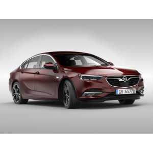 Příčníky Thule WingBar Black Opel Insignia Grand Sport hatchback 2017-
