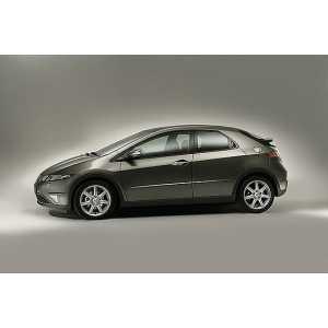 Příčníky Thule WingBar Honda Civic hatchback 2006-2011