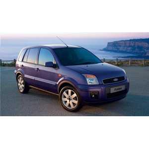 Příčníky Thule WingBar Ford Fusion 2006-