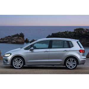 Příčníky Thule WingBar VW Golf Sportsvan 5.dv MPV 2014-