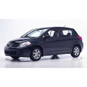 Příčníky Thule WingBar Nissan Note Hatchback 2012-
